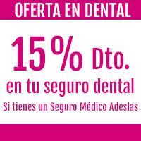Oferta Dental Adeslas