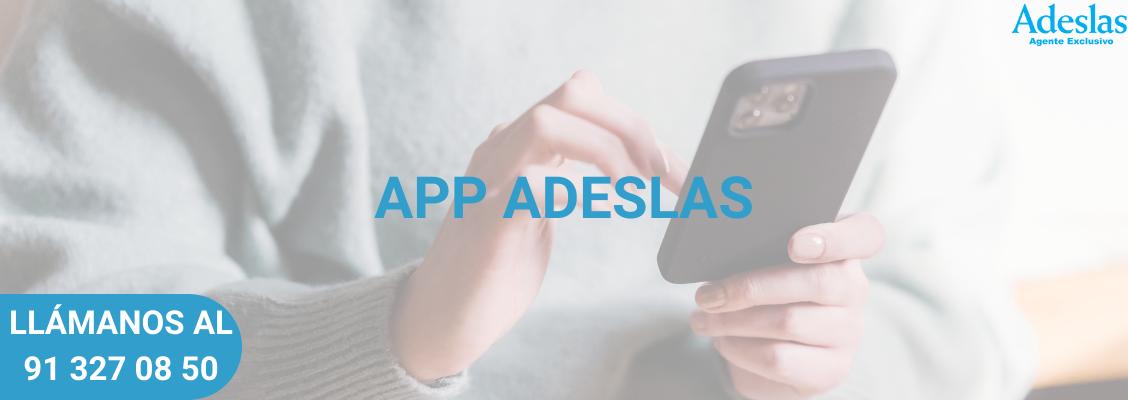 app adeslas
