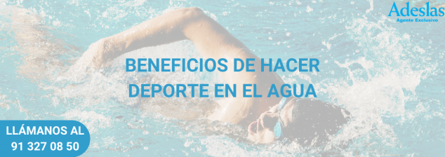 ejercicio piscina